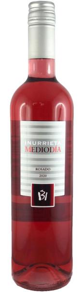 Inurrieta Mediodia Rosado 2020 Roséwein (Schraubverschluss)