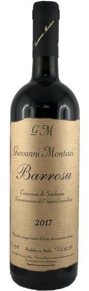 Barrosu Riserva 2017 Cannonau - Giovanni Montisci, Italien