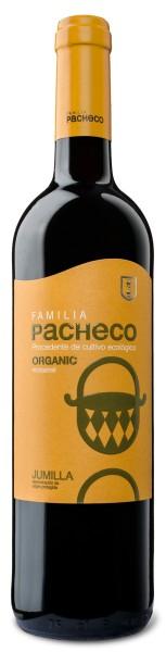 Familia Pacheco 2016 organic (Rotwein) (Bodegas Vina Elena)