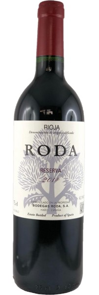 Roda Reserva 2014 (Rotwein)