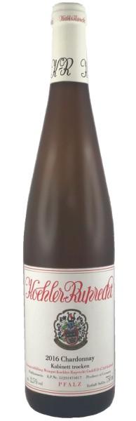 Koehler-Ruprecht Chardonnay Kabinett trocken *Tradition* 2016