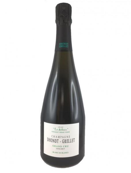 Dhondt - Le Bateau Millesime 2012 Extra Brut Grand Cru Blanc de Blancs