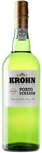 Krohn Senador white (Portwein)
