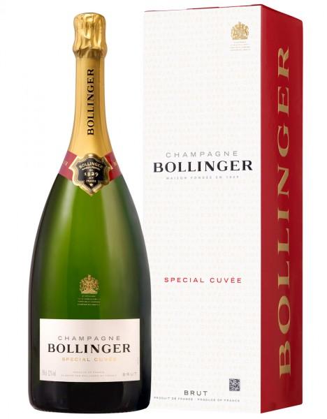 Bollinger Spécial Cuvée MAGNUM 1,5l im Geschenkkarton