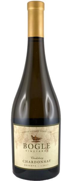 Bogle Chardonnay Clarksburg Reserve 2017 (Weißwein)