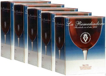 La Remediadora Tinto, Bag-in-Box (5 x 5l = 25l) (Rotwein)