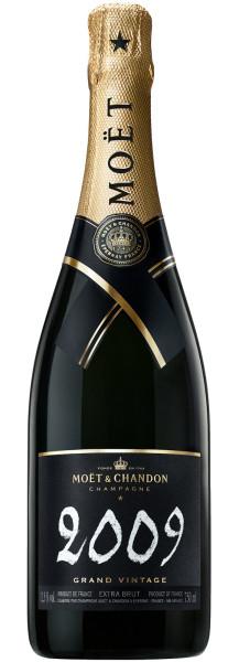 Moet & Chandon Grand Vintage 2009 MAGNUM - Champagner