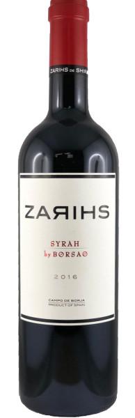Borsao ZARIHS Syrah 2016