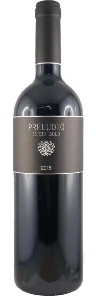 Sei Solo Preludio 2015 (Rotwein)