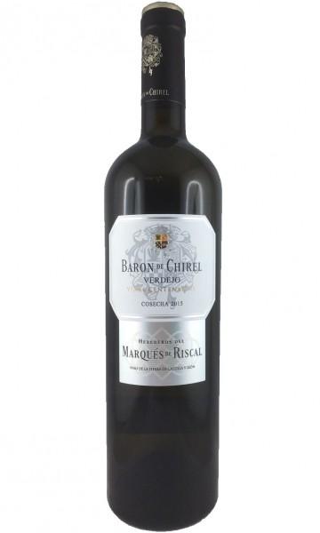 Baron de Chirel Verdejo 2015 (Weißwein)