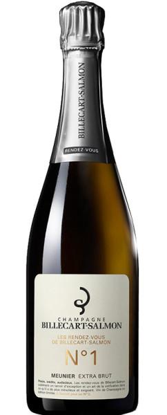 Billecart Salmon - Les Rendez-Vous de Billecart-Salmon N°1 Meunier Extra Brut - Champagner