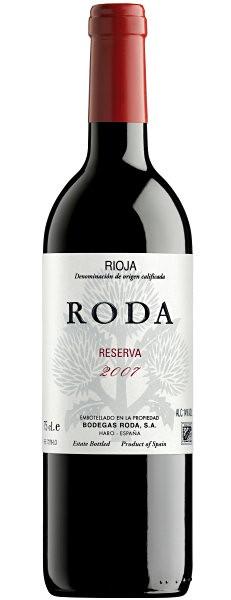 Roda Reserva 2009 Rotwein