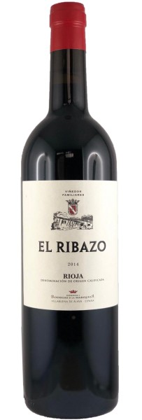 El Ribazo 2014 (Rotwein, Valserrano)