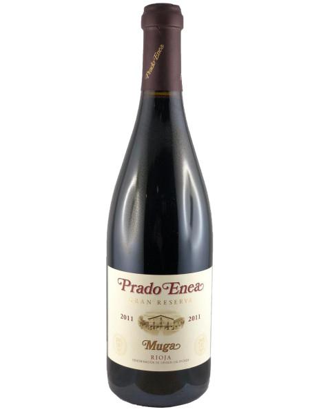 Muga Prado Enea Gran Reserva 2011 (Rotwein, Rioja)