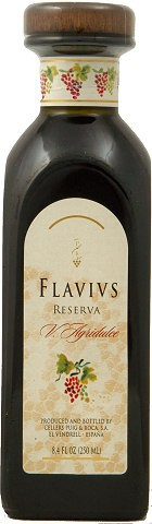 Essig Flavius Reserva Agridulce de Cabernet Sauvignon 0,25l
