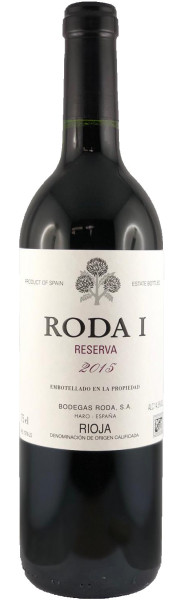RODA I Reserva 2015 (Rotwein)