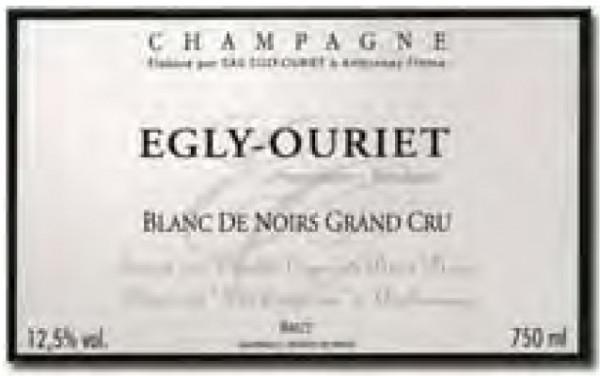 "Egly-Ouriet Grand Cru Blanc de Noirs ""Les Crayères"" Champagner"