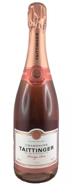Taittinger Rosé (Rosé-Champagner)