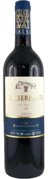 Valserrano Gran Reserva 2012 Rotwein