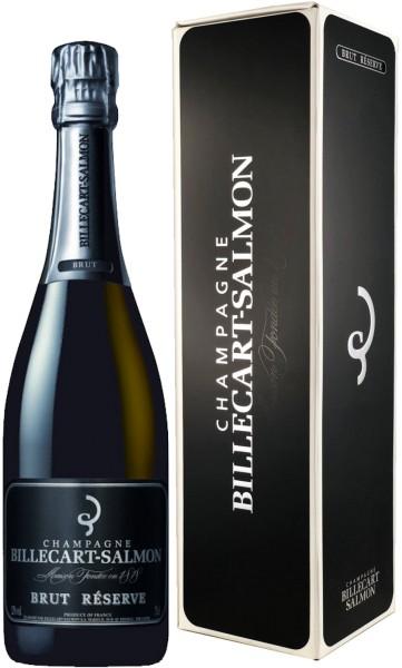 Billecart Salmon Brut Reserve im Geschenkkarton - Champagner
