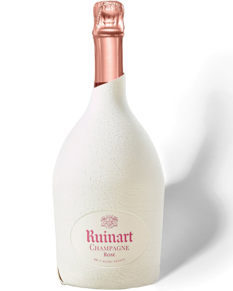 Ruinart Rosé Brut in Second Skin Hülle