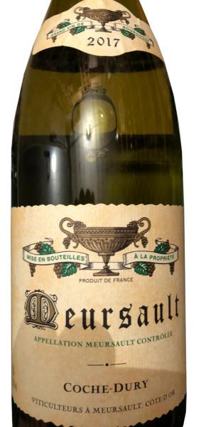 Domain Coche-Dury Meursault Blanc 2017