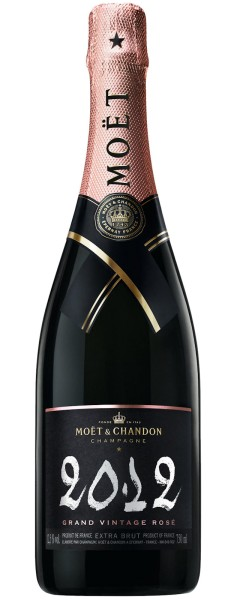 Moet & Chandon Grand Vintage Rosé 2012 - Champagner
