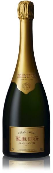 Krug Grande Cuvée - 166ème Édition (Champagner)