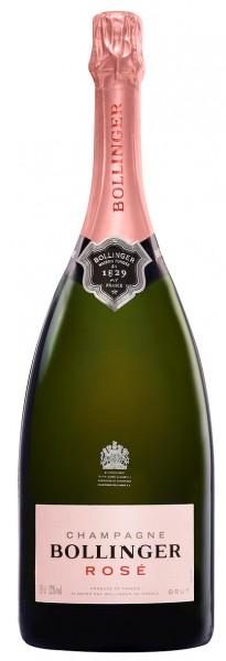 Bollinger Rose Champagner Brut MAGNUM 1,5l
