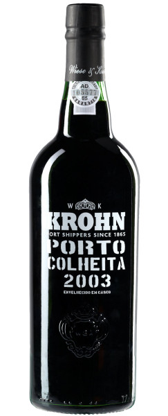 Krohn 2003 Colheita (Portwein)