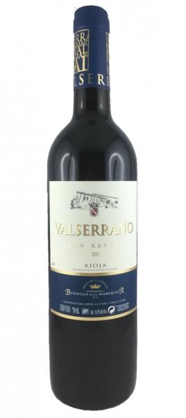 Valserrano Gran Reserva 2011 Rotwein