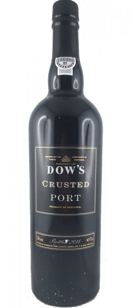 Dow's Crusted Port 2011