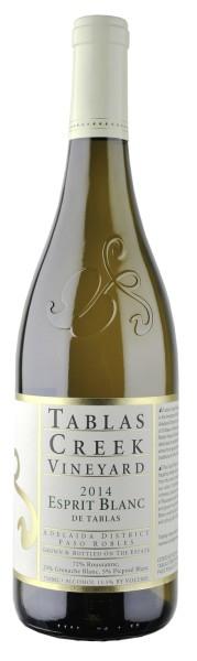 Esprit de Tablas Blanc 2014 (Weißwein)