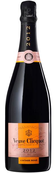 Veuve Clicquot Rosé 2012 Jahrgangs-Champagner Brut 0,75l