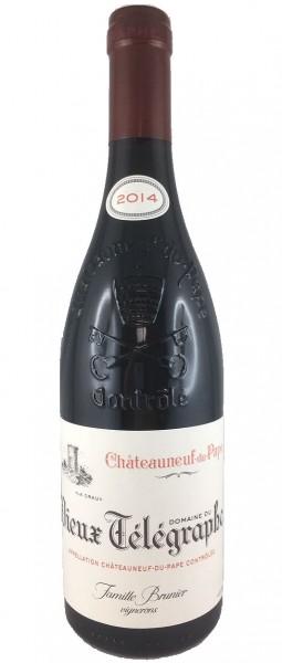 Vieux Telegraphe Rouge La Crau 2014 - Châteauneuf du Pape