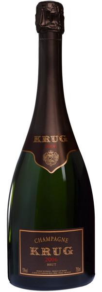 Krug Vintage 2006 - Champagner