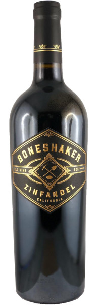 BONESHAKER Zinfandel 2017 - LODI - Hahn Family Wines