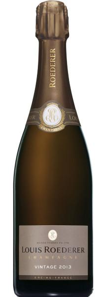 Louis Roederer Champagne Vintage 2013 MAGNUM - Jahrgangschampagner Brut