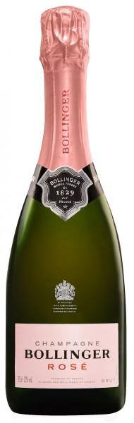 Bollinger Rose Champagner Brut 0,375l