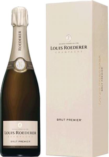"Louis Roederer Champagne Brut Premier MAGNUM in Geschenkhülle ""Deluxe"""