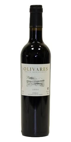 Olivares Dulce Monastrell 2011 Süßwein