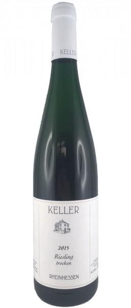 Keller 2015 Riesling trocken, Rheinhessen