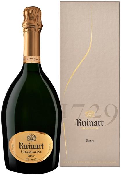 R de Ruinart Brut 0,375l - Champagner im Geschenkkarton