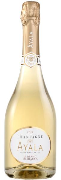 Ayala Blanc de Blancs 2012 Champagner