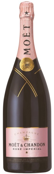 Moet & Chandon Rosé Impérial MAGNUM Champagner