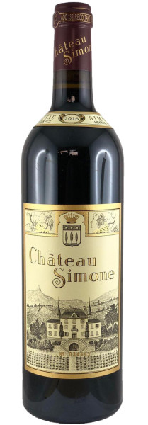 Chateau Simone Rouge 2016 (Rotwein)