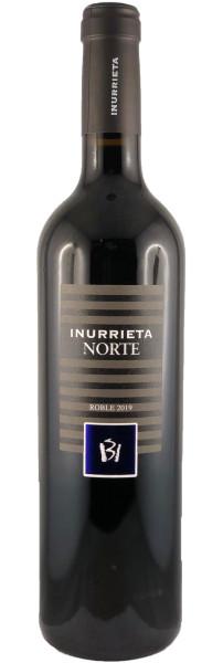 Inurrieta Norte Roble 2019 Rotwein