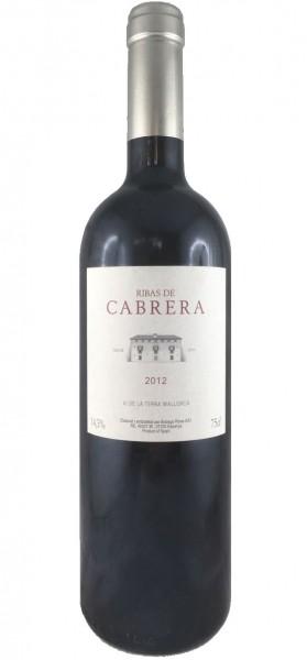 Ribas de Cabrera 2012 (Rotwein)