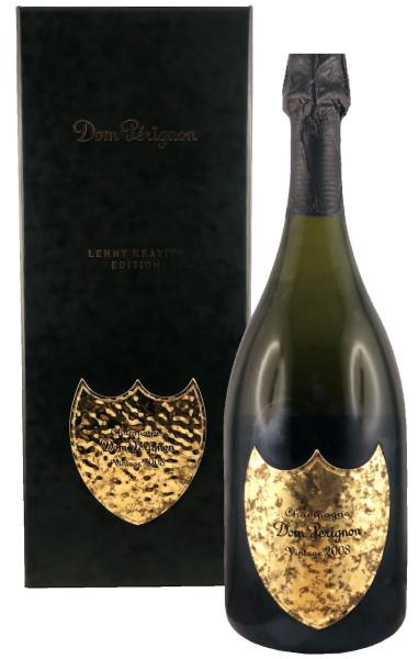 Dom Perignon Vintage 2008 Lenny Kravitz Edition - Champagner in Geschenkbox