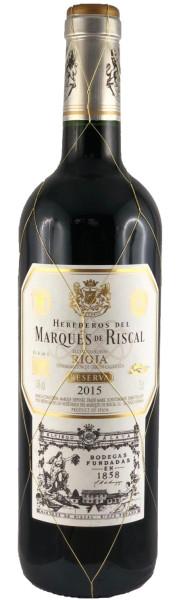 Marqués de Riscal Reserva 2015 Magnum (Rotwein, Rioja)